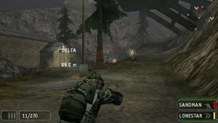 SOCOM U.S. Navy SEALs Fireteam Bravo 2 Screenshot 6