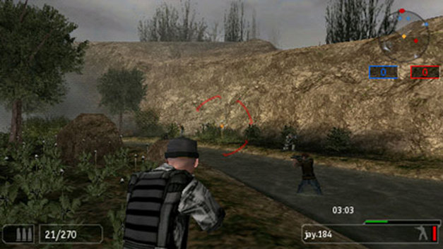 SOCOM U.S. Navy SEALs Fireteam Bravo 2 Screenshot 10