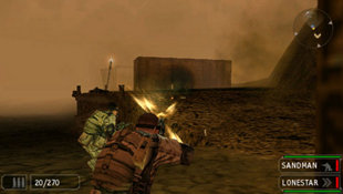 SOCOM U.S. Navy SEALs Fireteam Bravo 2 Screenshot 11