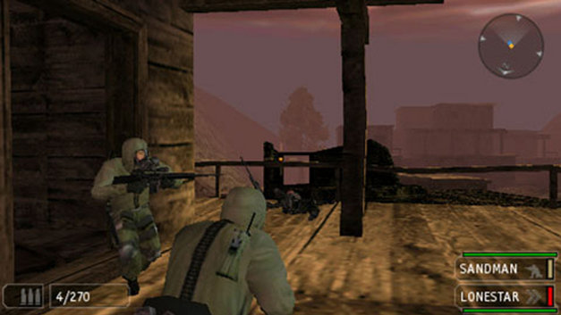 SOCOM U.S. Navy SEALs Fireteam Bravo 2 Screenshot 13