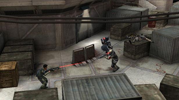 Killzone Liberation Game Psp Playstation