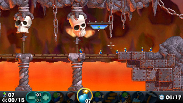 Lemmings™ Screenshot 1
