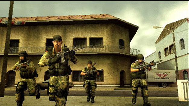 SOCOM U.S. Navy SEALs Tactical Strike Screenshot 10