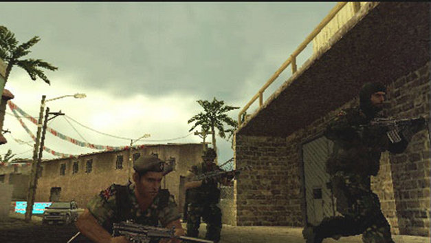 SOCOM U.S. Navy SEALs Tactical Strike Screenshot 13