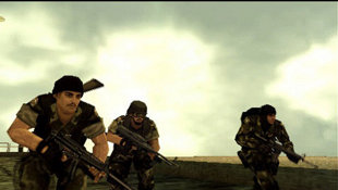 SOCOM U.S. Navy SEALs Tactical Strike Screenshot 2