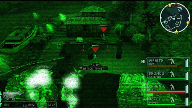 SOCOM U.S. Navy SEALs Tactical Strike Screenshot 7