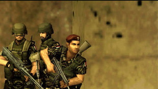 SOCOM U.S. Navy SEALs Tactical Strike Screenshot 9