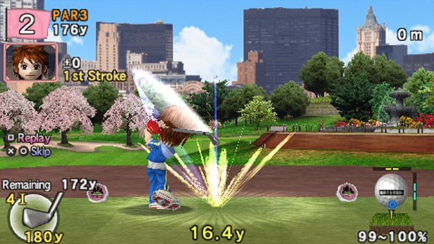 Hot Shots Golf Open Tee® 2 Screenshot 1