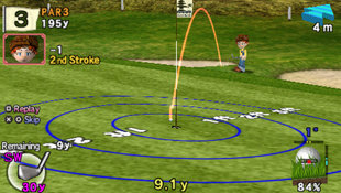 Hot Shots Golf Open Tee® 2 Screenshot 2