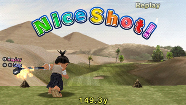 Hot Shots Golf Open Tee® 2 Screenshot 4