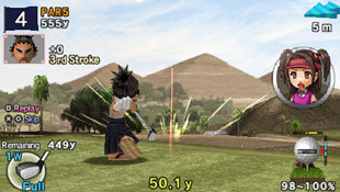 Hot Shots Golf Open Tee® 2 Screenshot 5
