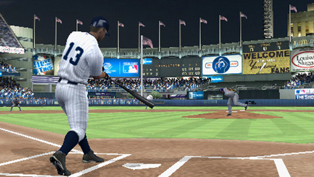 MLB® 08 The Show™ Screenshot 1