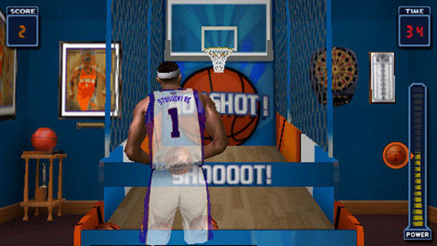 NBA 08 Screenshot 1