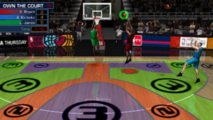 NBA 08 Screenshot 2