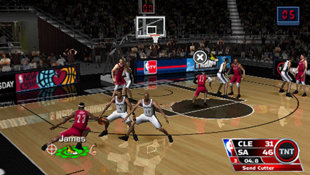 NBA 08 Screenshot 3