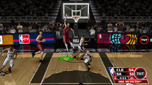 NBA 08 Screenshot 4