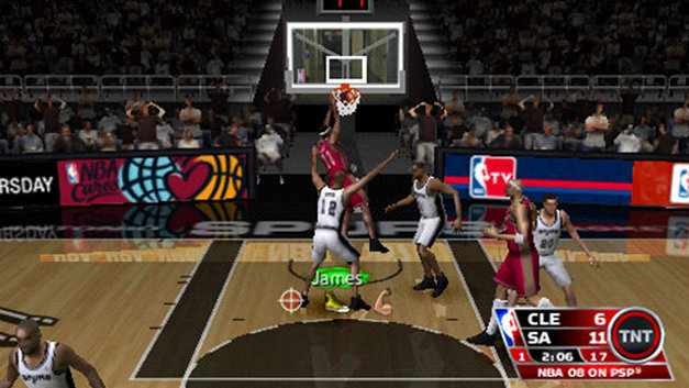 NBA 08 Screenshot 7