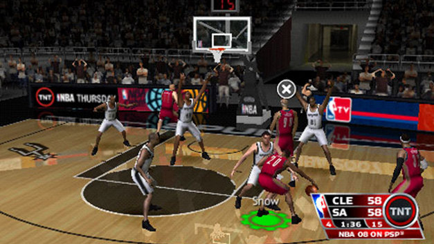 NBA 08 Screenshot 10