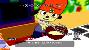 Parappa The Rapper® Screenshot 2