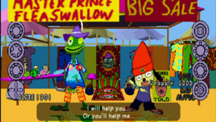 Parappa The Rapper® Screenshot 8