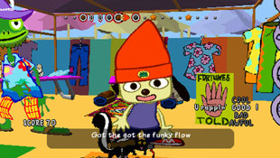Parappa The Rapper® Screenshot 9