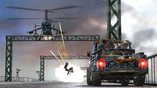 Pursuit Force™: Extreme Justice Screenshot 3