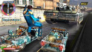 Pursuit Force™: Extreme Justice Screenshot 9