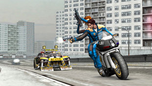 Pursuit Force™: Extreme Justice Screenshot 18
