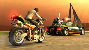 Pursuit Force™: Extreme Justice Screenshot 21