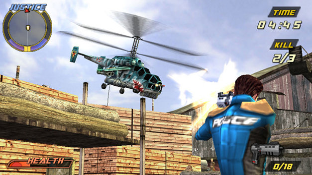 Pursuit Force™: Extreme Justice Screenshot 22