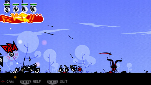 Patapon®  Screenshot 1