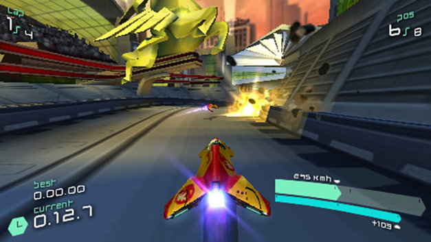 wipEout® PULSE Screenshot 1