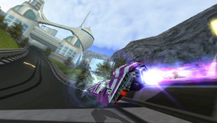 wipEout® PULSE Screenshot 3