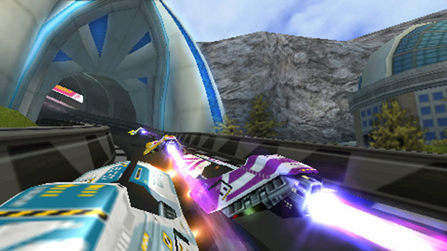 wipEout® PULSE Screenshot 4