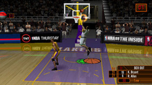 NBA 09 The Inside Screenshot 2