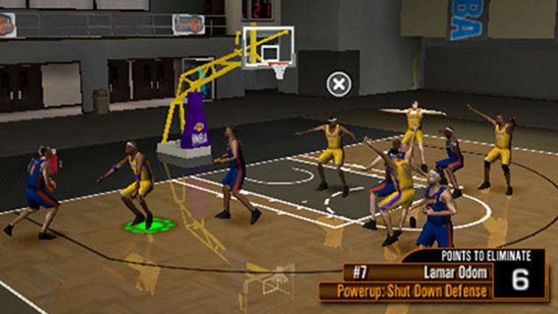 NBA 09 The Inside Screenshot 4