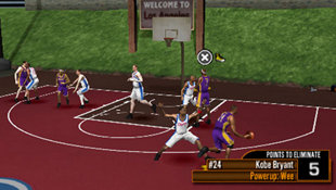 NBA 09 The Inside Screenshot 5