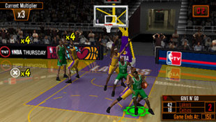 NBA 09 The Inside Screenshot 6
