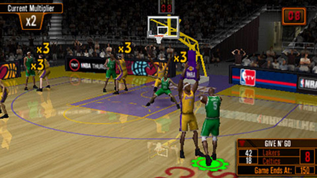 NBA 09 The Inside Screenshot 7