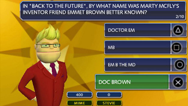 BUZZ!™ Master Quiz® Screenshot 1