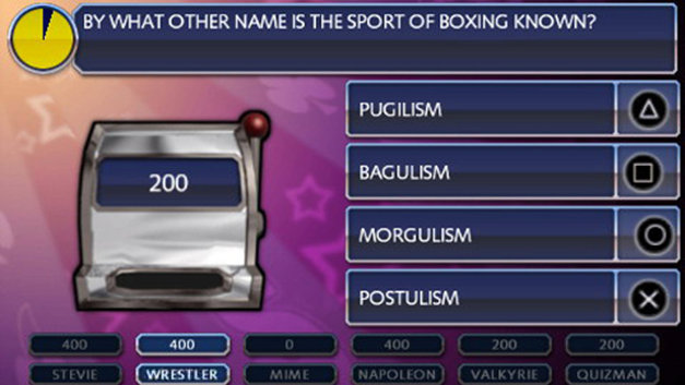 BUZZ!™ Master Quiz® Screenshot 4