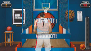 NBA 10: THE INSIDE Screenshot 3