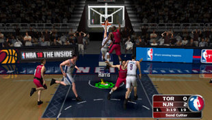 NBA 10: THE INSIDE Screenshot 12