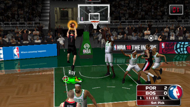 NBA 10: THE INSIDE Screenshot 16