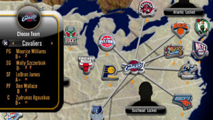 NBA 10: THE INSIDE Screenshot 23