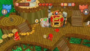 Fat Princess: Fistful of Cake Screenshot 2