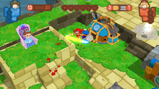Fat Princess: Fistful of Cake Screenshot 8