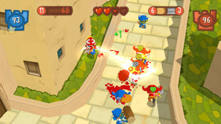 Fat Princess: Fistful of Cake Screenshot 9