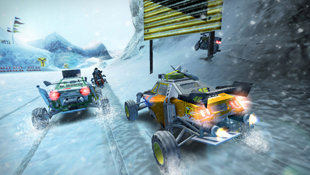 MotorStorm® Arctic Edge Screenshot 2