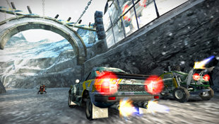 MotorStorm® Arctic Edge Screenshot 3